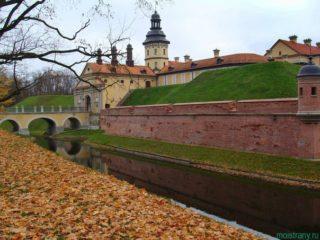 Несвижский замок (Фото К.Елениной)